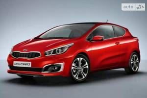Kia proceed JD (рестайлинг) Хэтчбек