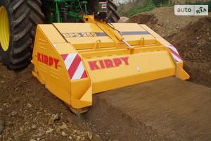 Kirpy bps 1-е поколение Камнедробильная  машина