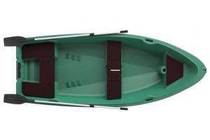 Kolibri (Колибри) rkm-350 1-е поколение Лодка