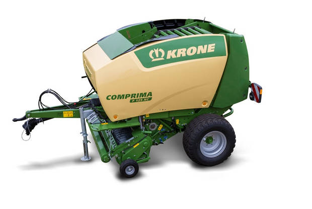 Krone Comprima 1-е поколение Пресс-подборщики