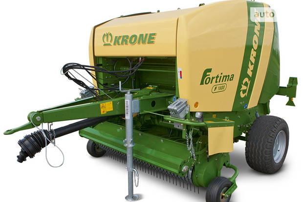 Krone Fortima 1-е поколение Пресс-подборщики