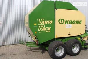 Krone vario-pack 1-е поколение Пресс-подборщик