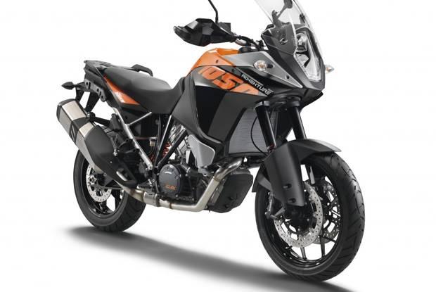 KTM Adventure 1 поколение Мотоцикл