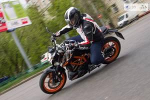 KTM duke 3 поколение Мотоцикл
