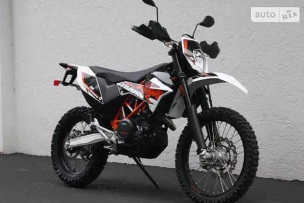 KTM Enduro 1 поколение Мотоцикл
