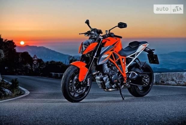 KTM Super Duke 1 поколение Мотоцикл