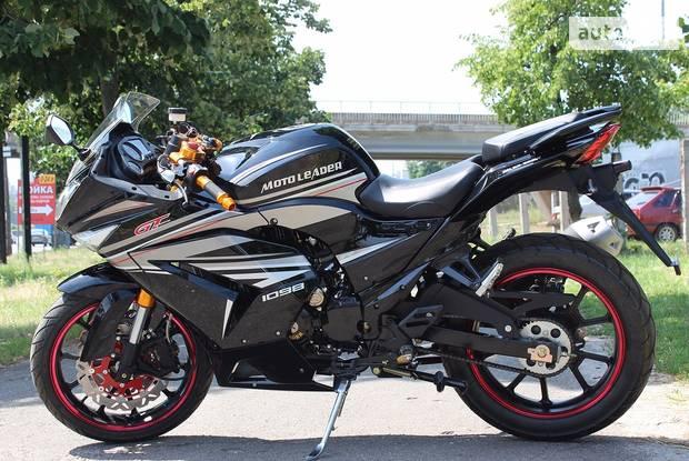 Kv 250 2 покоління Мотоцикл