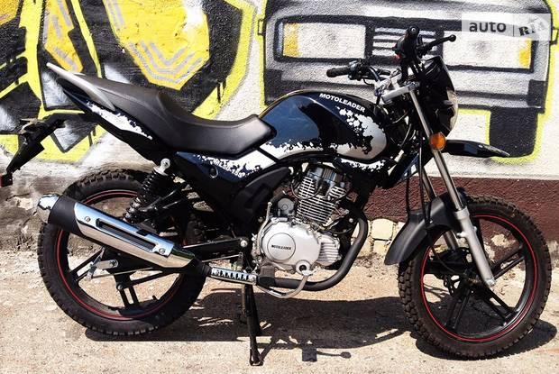 Kv Hard Kross 1 покоління Мотоцикл