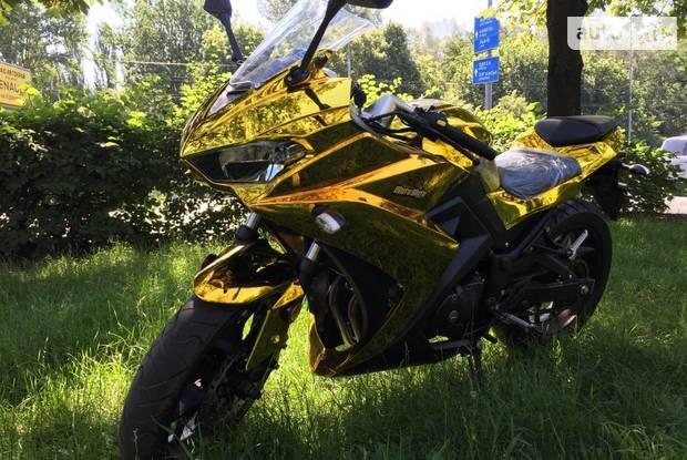 Kv HT 1-поколение Мотоцикл