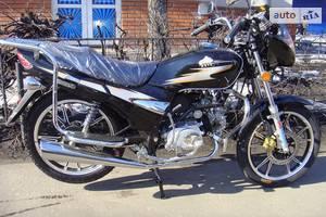 Kv patrol 1 покоління Мотоцикл