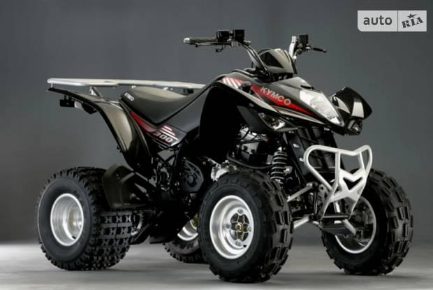 Kymco Maxxer 1 поколение Квадроцикл