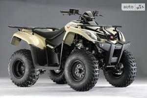 Kymco mxu 2 поколение Квадроцикл