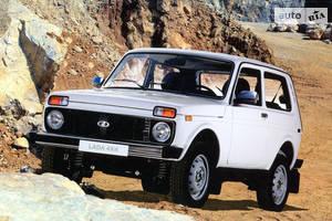 Lada 4x4 1 поколение (2 рестайлинг) Позашляховик