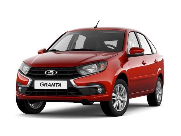 Lada Granta 2-е поколение Лифтбэк
