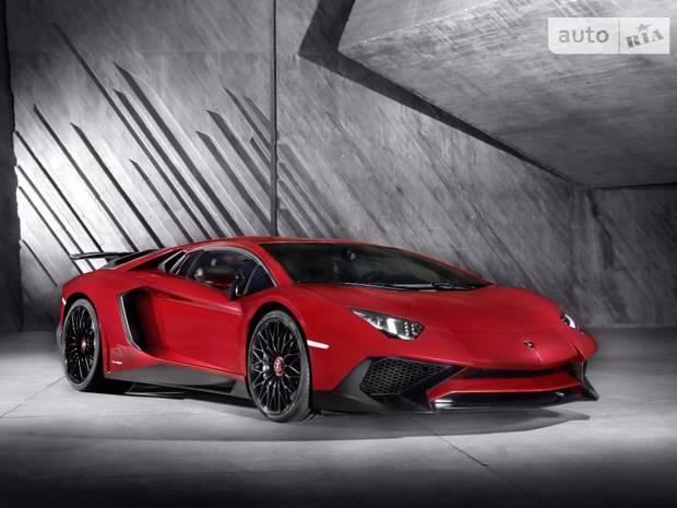 Lamborghini Aventador LB834 (рестайлинг) Купе