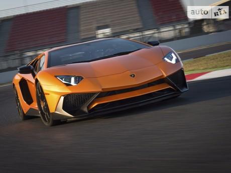 Lamborghini Aventador 2015