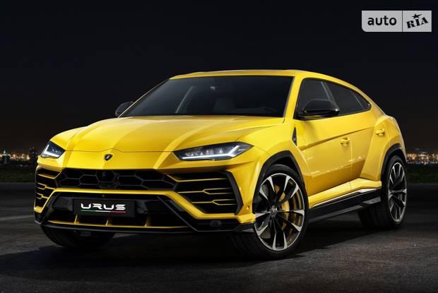 Lamborghini Urus I поколение Кроссовер