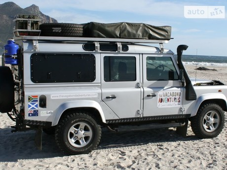 Land Rover Defender 2008