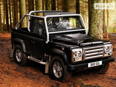 Land Rover Defender 1999