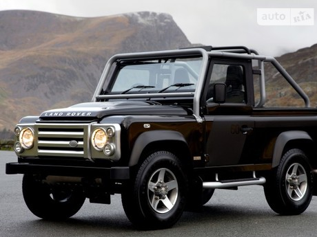 Land Rover Defender 2001