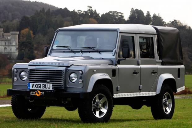 Land Rover Defender 1 покоління Пікап