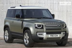 Land Rover defender 2-е поколение Внедорожник