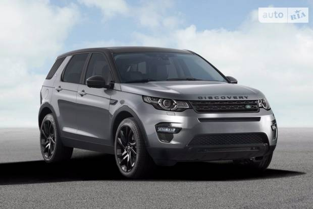 Land Rover Discovery Sport L550 Кроссовер