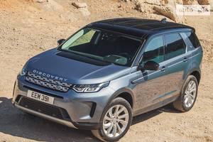 Land Rover discovery-sport L550 (рестайлинг) Кроссовер