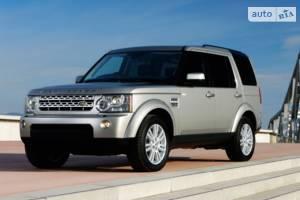 Land Rover discovery IV поколение Позашляховик