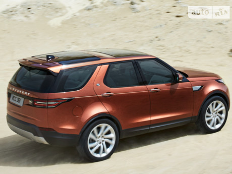 Land Rover Discovery 2003