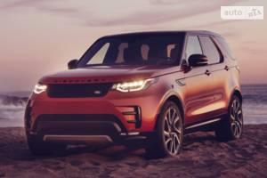 Land Rover discovery V поколение Позашляховик