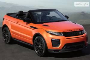 Land Rover range-rover-evoque 1 покоління (рестайлінг) Кабриолет