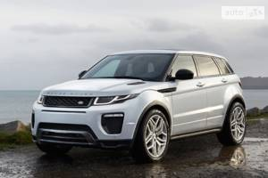 Land Rover range-rover-evoque 1 покоління (рестайлінг) Кроссовер