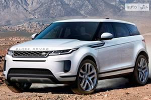 Land Rover range-rover-evoque 2-е поколение Кроссовер