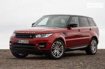 Land Rover Range Rover Sport 5.0 V8 S/C АТ (550 л.с.) 2018
