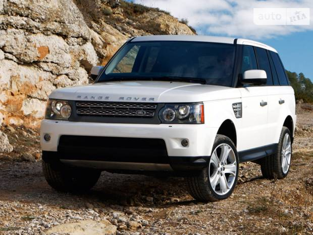 Land Rover Range Rover Sport L320 (рестайлінг) Кроссовер
