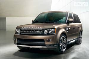 Land Rover range-rover-sport L320 (рестайлінг) Кроссовер