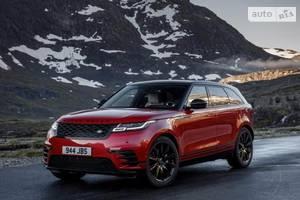 Land Rover range-rover-velar І поколение Кросовер