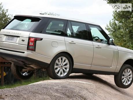Land Rover Range Rover 1995
