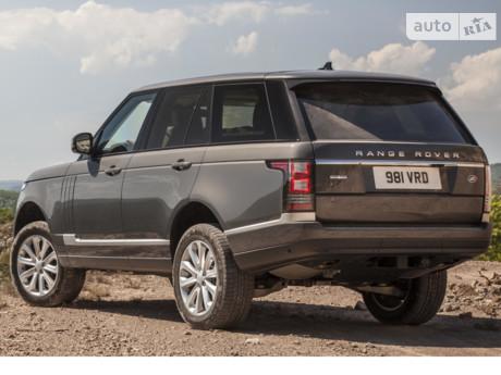 Land Rover Range Rover 4.2 AT (396 л.с.) 2006