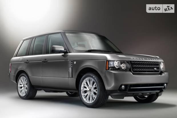 Land Rover Range Rover L322 (2 рестайлинг) Позашляховик