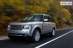 Land Rover range-rover L322 (2 рестайлинг) Внедорожник