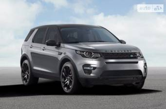 Land Rover Discovery Sport D180 2.0 TD4 АT (180 л.с.) AWD 2019