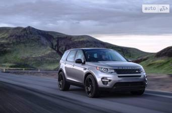 Land Rover Discovery Sport P200 2.0i АT (200 л.с.) AWD 2019