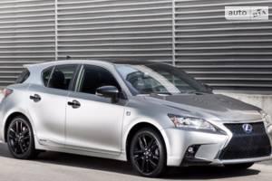 Lexus ct 1 поколение (рестайлинг) Хэтчбек