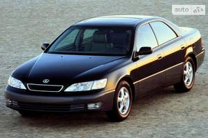 Lexus es XV20 Седан