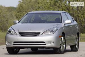 Lexus es XV30 Седан