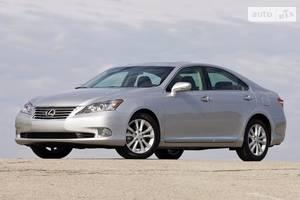 Lexus es XV40 (рестайлинг) Седан