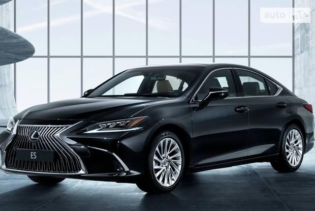 Lexus ES VII поколение Седан