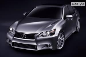 Lexus gs L10 Седан